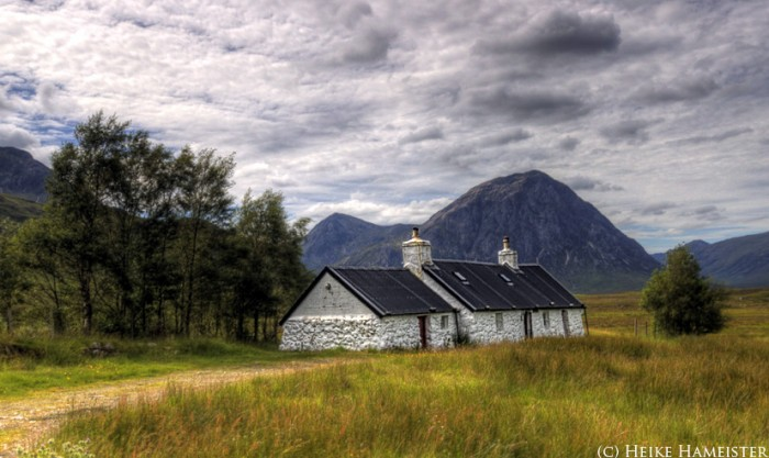 Scotland Tour 2011 – Tag 3 – Glencoe und Umgebung (40 km)